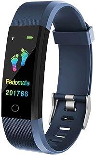 Pulsera en Forma Id115 Pulsera Inteligente IBHT además de la Pantalla del Deporte del Color Reloj podómetro SmartBand Aptitud Traker Bluetooth Impermeable Inteligente Banda Nuevo