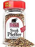 Alimentos bloque pimienta de steak House (tarro de 50 g)