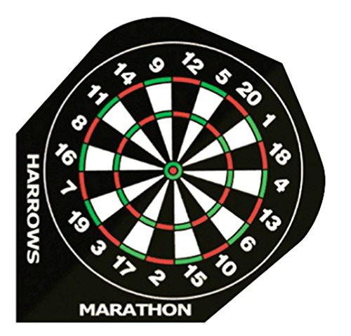 Harrows Marathon innen Kneipe spielen, Dartscheiben-Design
