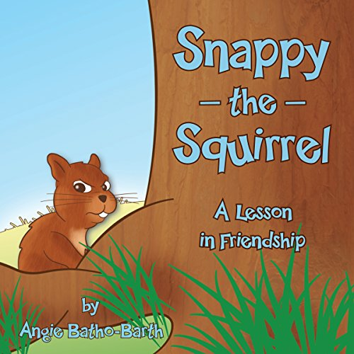 Snappy the Squirrel cover art