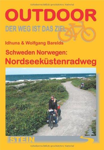 Schweden Norwegen: Nordseeküstenradweg (OutdoorHandbuch)
