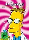 The Simpsons - Die komplette Season 16 [4 DVDs]