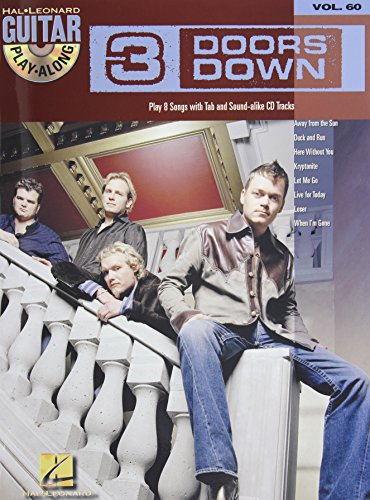 3 Doors Down: Guitar Play-Along Volume 60