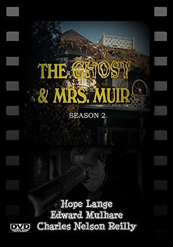 The Ghost & Mrs Muir Season 2 Disc 3 TV Series Hope Lange