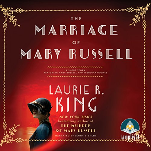 Couverture de The Marriage of Mary Russell