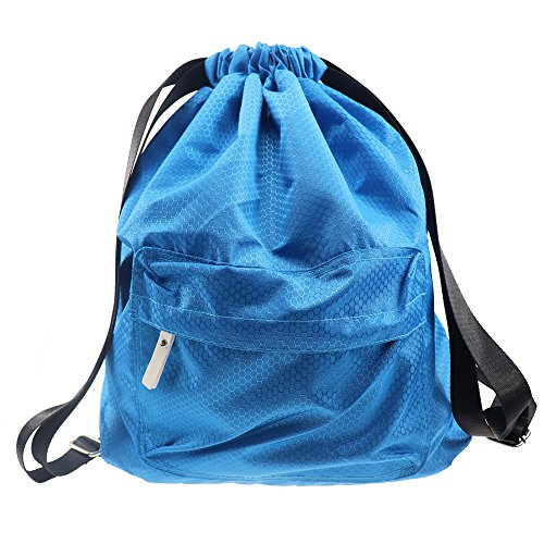 Bolsa impermeable con cordón Arxus, mochila liviana para natación, gimnasio, playa,...
