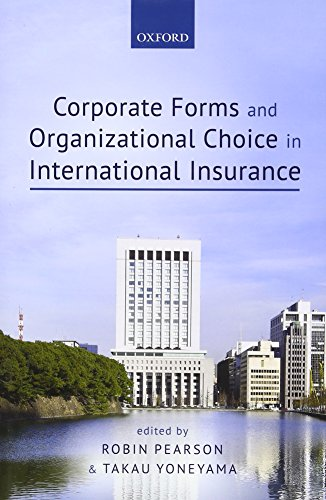 Pearson, R: Corporate Forms and Organisational Choice in Int