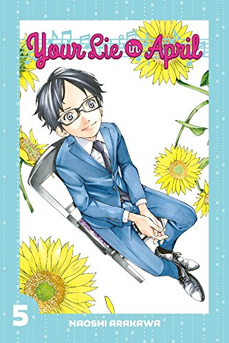 Your Lie in April Vol. 5 (English Edition)