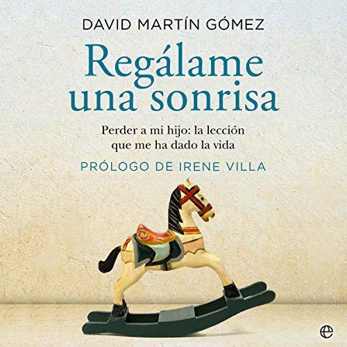 Diseño de la portada del título Regálame una sonrisa