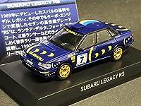 京商 1/64 スバル レガシィ RS #7