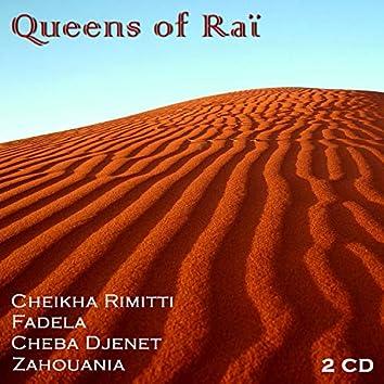 Queens of Raï, Vol 2 of 2