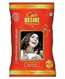 Cafe DESIRE I DRINK SUCCESS Instant Cardamom Red Range Tea Premix (3 kg)