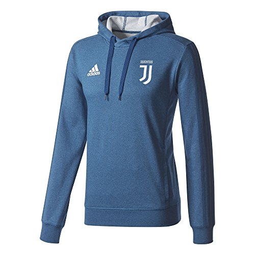 adidas Herren Juventus Turin Hoody, Blngme/White, XS
