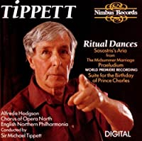 Tippett: Ritual Dances by Tippett