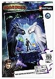 Nathan 4005556868483 - Puzzle, cascabeles Infantiles, niños, Juguetes, niños de 3 años, Dragones,...