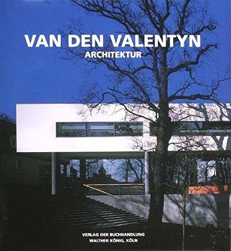 Thomas van den Valentyn. Architektur: Werkverzeichnis