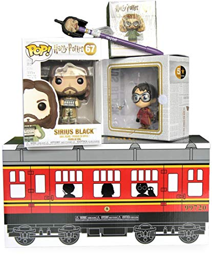 Mystery Box incluye Funko POP! Harry Potter: Sirius Black