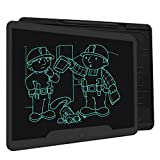 LCD Writing Tablet, Richgv 15 Inches Writing Doodle Board Electronic Digital Writing Pad for Kids and Adults at Home,School,Office