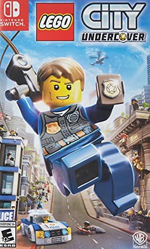 LEGO City Undercover - Nintendo Switch(Version US, Importée)