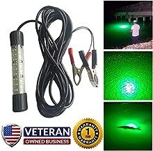 green led fishing light