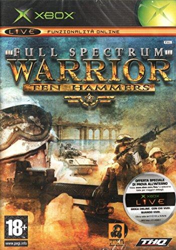 Full Spectrum Warrior - Ten Hammers XBOX