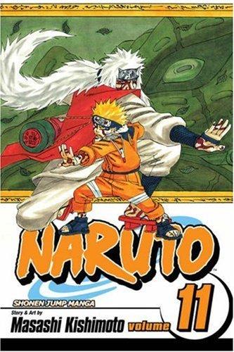 Naruto, Vol. 11: Impassioned Efforts (Naruto Graphic Novel) (English Edition)