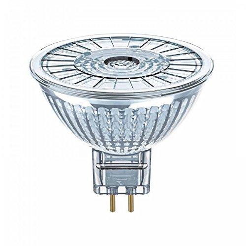 Osram PARATHOM 2.9W GU5.3 A+ Lampe LED Blanc Chaud Argent A+ 3 kWh 5,1 cm 4,6 cm