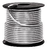 Jack Richeson 50' 1/8' Armature Wire, 1/8 Inch x 50 Feet, Metallic