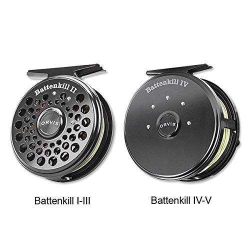 Orvis Battenkill Fly Reels, Ii (3-5 Wt)