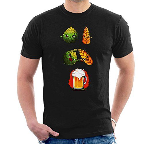 Beer Fusion Men's T-Shirt