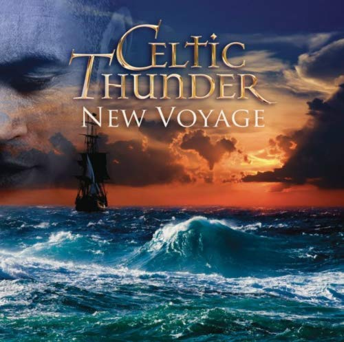 CELTIC THUNDER NEW VOYAGE NEW CD