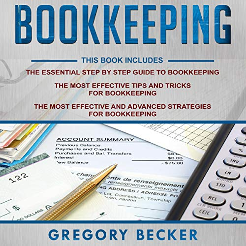 Bookkeeping: 3 in 1 cover art