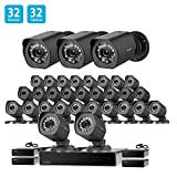 Zmodo 32 Channel 1080P HDMI NVR Security System!