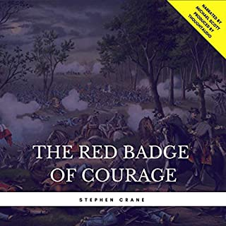 The Red Badge Of Courage By