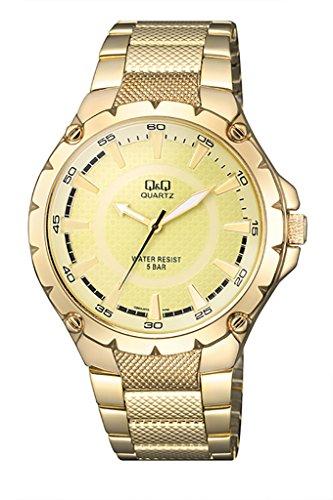 Q&Q VR19J005Y Quartzwerk - Reloj unisex