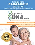 My Forever DNA - Grandparent DNA Test Kit, 46 DNA (Genetic) Marker Test, All Lab Fees & Shipping Included