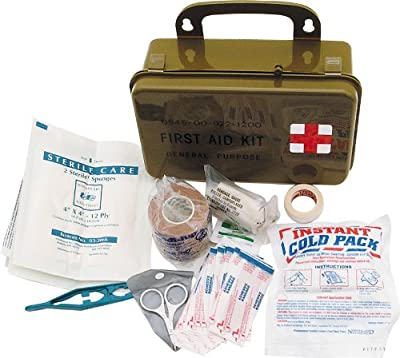 Fox Outdoor Products Military General Purpose First Aid Kit from Fox Outdoor Products