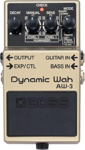 BOSS AW-3 DynaMic Wah Guitar Pedal