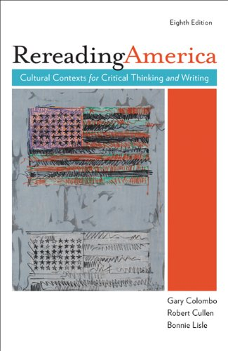 Rereading America: Cultural Contexts for Critical...