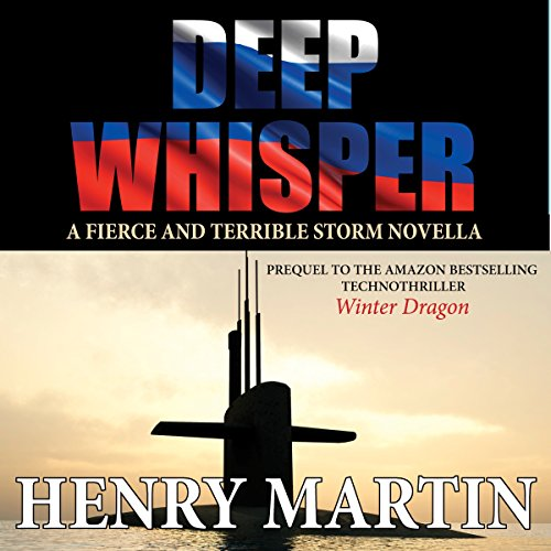 Deep Whisper audiobook cover art