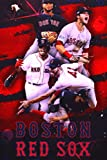 Boston Red Sox Notebook: Cute College Wide Ruled Journal Notebook for School Students, Teen Boys and Girls, Kids, Women for Creative Writing ... (Boston Red Sox Composition Notebooks)