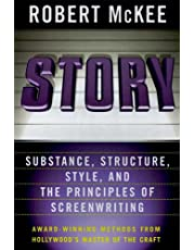 Story: Style, Structure, Substance, and the Principles of Screenwriting (English Edition)