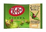 ★【さらにクーポンで30%OFF】ネスレ日本 キットカット ミニ オトナの甘さ 抹茶 13枚 ×12袋が特価!