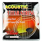 Processing time 2 days-Alice - (A207-SL) Steel Acoustic Guitar Strings (011-052)