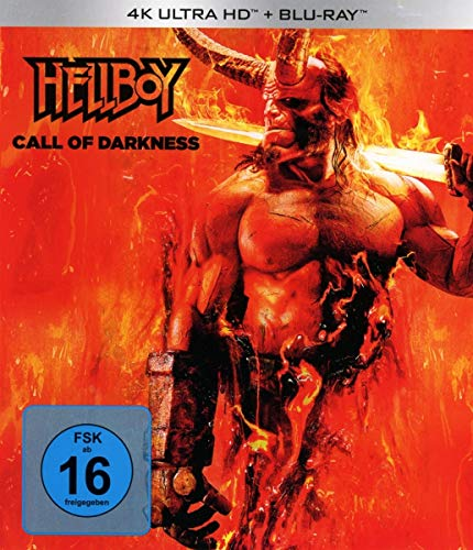Hellboy - Call of Darkness (4K Ultra HD) (+ Blu-ray 2D)