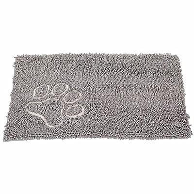 Bunty Soft Microfibre Pet Dog Puppy Cat Mat Bed Doormat Absorbant Muddy Wet Paws - X-Large - 102.5cm x 68cm