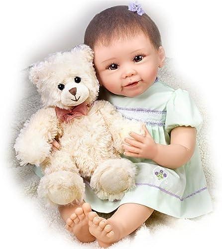 calidad oficial Baby Doll  Lily And Gracie Bear Baby Baby Baby Doll by Ashton Drake by Ashton Drake  ahorra hasta un 30-50% de descuento