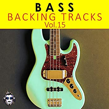 Top One Bass Backing Tracks, Vol. 15