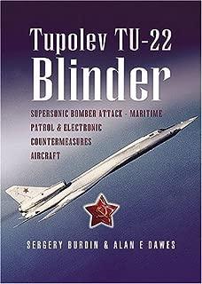 By Penn & Sword Books - Tupolev TU-22 Blinder: Supersonic Bomber, Attack, Maritime Patrol (2006-02-16) [Hardcover]