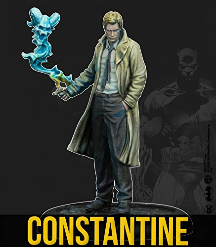 Knight Models Batman Miniature Game: John Constantine (Multiverse)